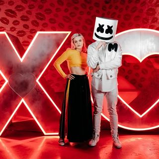 Marshmello and Anne Marie