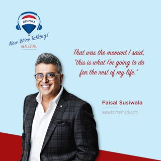 """""""From a Paper Route to Real Estate: Faisal Susiwala's Story of Success."""""""