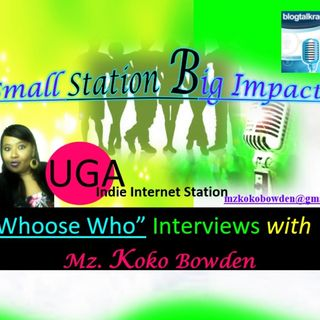 "Mz. Koko interviews Gospel rapper ""SuperStar"""