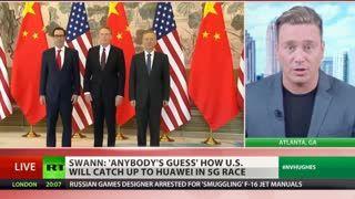 Ben Swann ON President Trump Declares National Emergency Over Technology