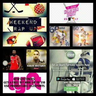 Weekend Rap Up Ep. 40: Cream Get The Money!