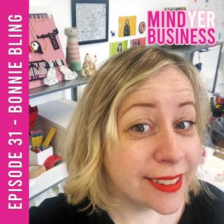 Bonnie Bling - Chronic Illness, Community over Competition and Capaldi Christmas Madness!