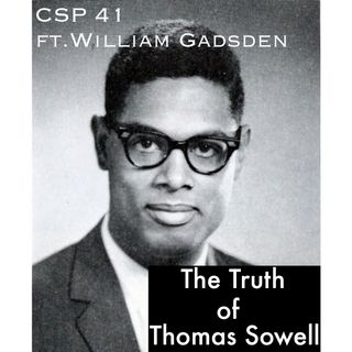 Coffee Shop Philosophy - Episode 41 - The Truth of Thomas Sowell