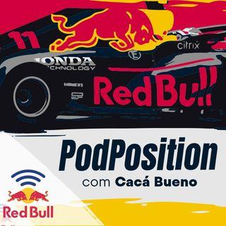 Pod Position com Cacá Bueno