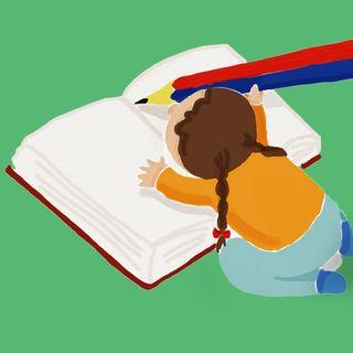 Il suono dei libri: storie per bambini da ascoltare e disegnare (manda a storieadisegni@muse.it)