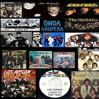 """ONDA GRUPERA"" best romantic groups"