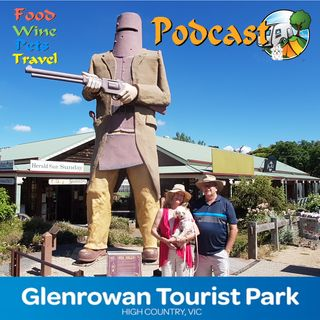 What's So Special About Glenrowan Tourist Park? - Kylie Cleal