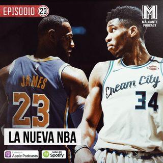Ep 23- La nueva NBA