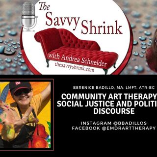 Community Art Therapy in Social Justice and Political Discourse