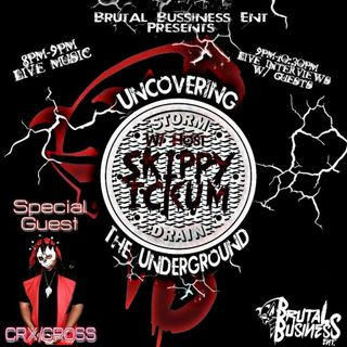 Uncovering The Underground Episode 6 interviewing CRX/CROSS