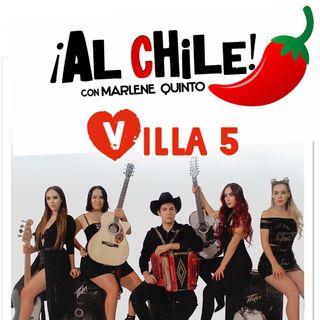 EP45 Al Chile con Villa 5