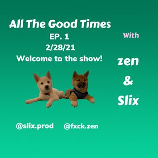 Ep 1 Welcome to our show!