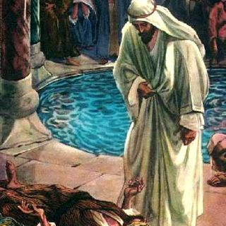 Episodio 25 - Reflexion Del Evangelio. Jesús Sana Por Medio De Su Palabra