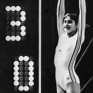 Gymnastics Heroes - Nadia Comaneci