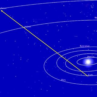 Allineamento di Giove e Saturno - Intervista a Sergio Lera
