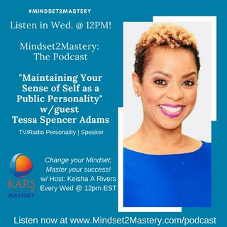 Maintaining Your Sense of Self As A Public Personality with Tessa Spencer Adams