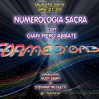 Forme d'Onda - Gian Piero Abbate - Numerologia Sacra - 07-03-2019