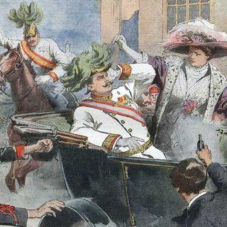 "219 - Europa 1914. Da ""cittadella orgogliosa"" a devastata"