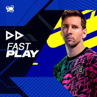 Fast Play (03/08): eFootball será como uma demo no lançamento, Tribes of Midgard alcança 250 mil jogadores e mais