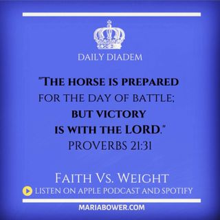 DAILY DIADEM:  HOW TO OBTAIN VICTORY