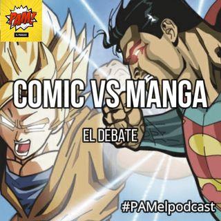 Comic VS Manga: El Debate T2021