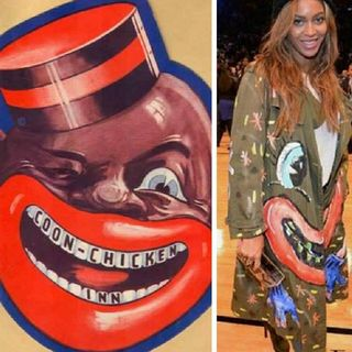 Beyonce' The Coon: Your Black Card Has Been Revoked