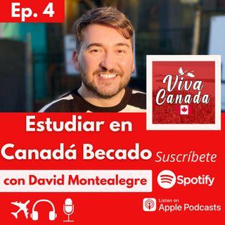 Estudiar en Canadá Becado (con David Montealegre)