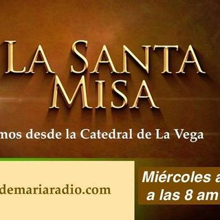 Misa de Oración por los Enfermos desde la Catedral de La Vega con el Padre Basora - Miércoles 28 de Junio 17