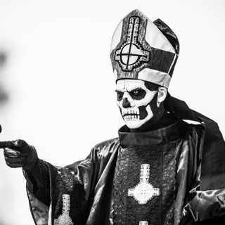 Scully's Tobias Forge GHOST Interview