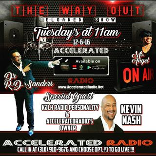 The Way Out Reloaded *Tell It Tuesday feat. Kevin Nash* 12-5-17