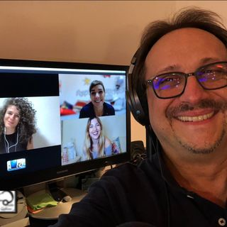 429 - Dopocena con... Giulia Franceschetti, Joy Saltarelli e Federica Mete - 21.05.2020