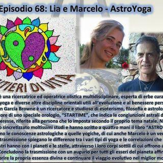 PDC068 Lia e Marcelo - AstroYoga
