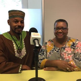 Episode 124 Dr. Leon Moss & Georgette Taylor Talk About What Is Purpose