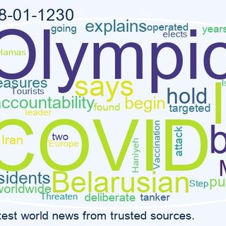 World News 2021-08-01-1230