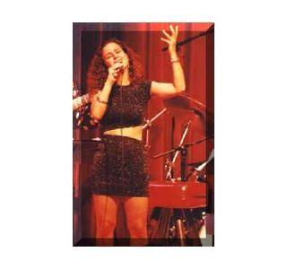 Vocalist Sandy Cressman on Jazztones Unlimited!