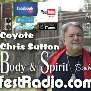 SFR Body and Spirit E5 Soul Retrieval with Chris Sutton