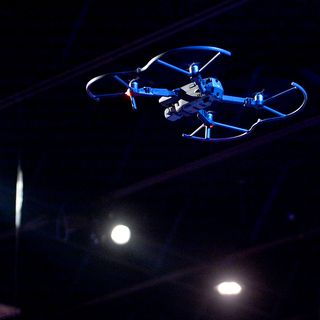 Drone Spotted Over Fenway Park During Game; Police Investigate