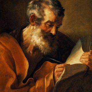 Gospel of Mark Class #1