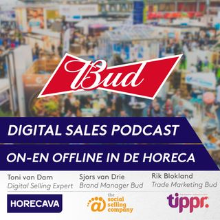 #1 Bud, AB Inbev - On- en Offline Sales en Marketing in de Horeca