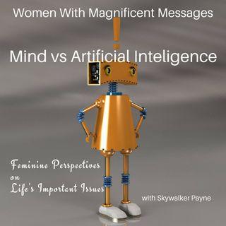 Mind vs Artificial Intelligence