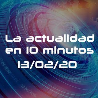 La actualidad en 10 minutos - 4 (13/03/20)
