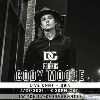 Episode 23 - Cody Moore