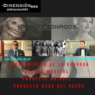EXPERIMENTOS HUMANOS || PROYECTO ABIGAIL || PROYECTO RUSO DEL SUEÑO