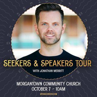 Learning to Speak God from Scratch - Jonathan Merritt