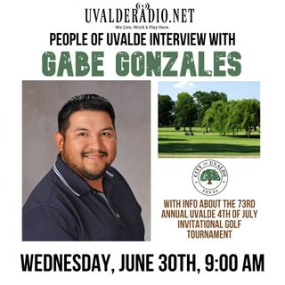 Gabe Gonzales / 4th Of July Golf Tournament