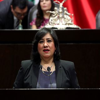 No hay intocables afirma Irma Eréndira Sandoval