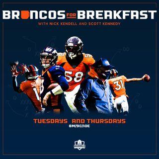 BFB #058: Previewing Broncos vs. Raiders | Week 6