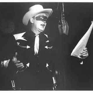 The Sheriff Is Rescued By The Lone Ranger