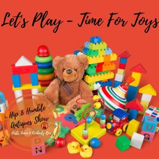 Let's Play - Time for Toys