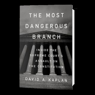 Dave A Kaplan Releases The Most Dangerous Branch